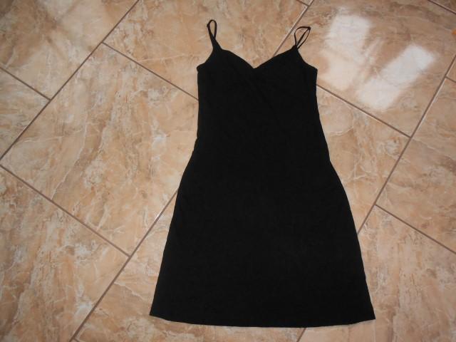 eb185 sommer tr ger kleid s schwarz ohne muster sehr gut. Black Bedroom Furniture Sets. Home Design Ideas